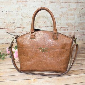 Bueno Faux Leather satchel